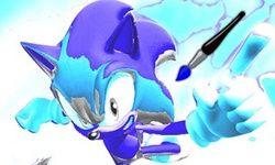 Sonic Kleurplaat