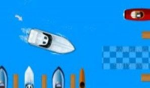 Original game title: Park This Boat