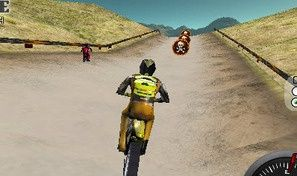 Original game title: Motocross Xtreme Fury