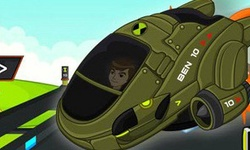 Ben10 Speed Racer
