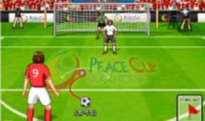 Original game title: Peace Queen Cup