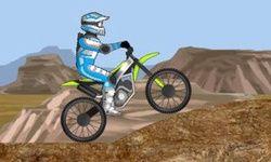Moto Extrême : Désert