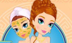 Wedding Prep: Greece