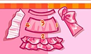 Original game title: Sue Clothes Maker