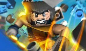 Lego X-Men: Wolverine