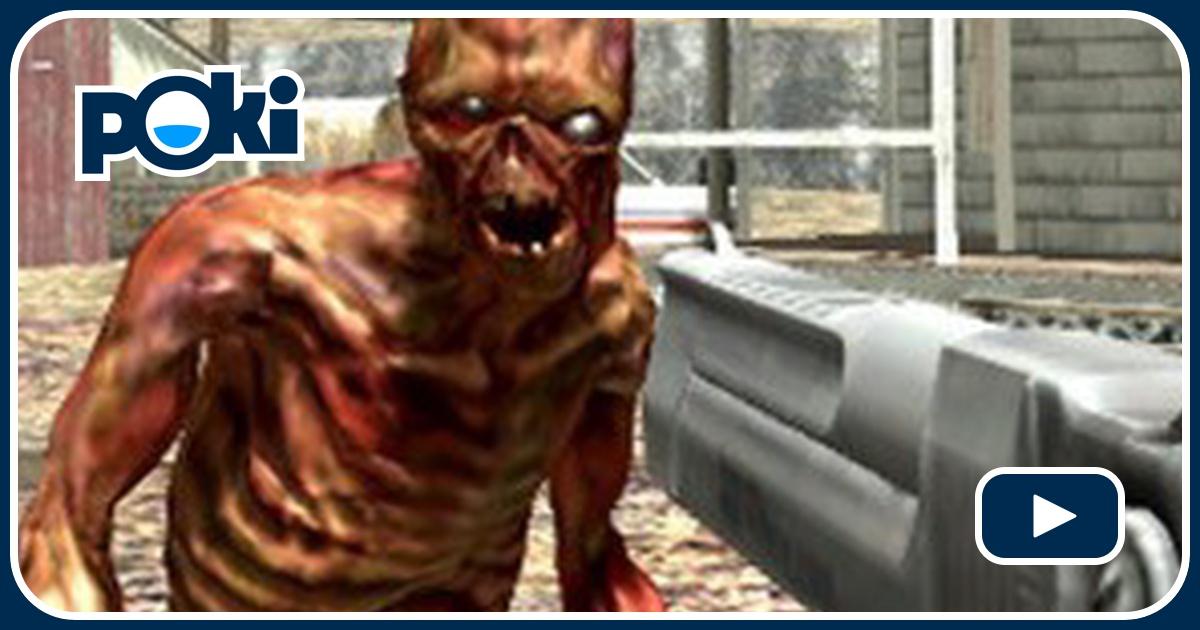 Zombie Strike Game - Shooting Games - GamesFreak