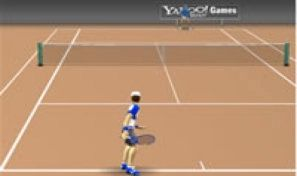 Original game title: Yahoo Tennis
