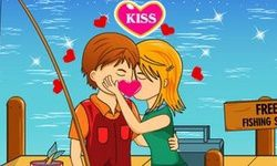 Kissing and Fishing