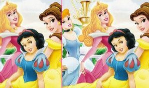 Disney Princess Differences