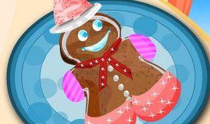 Original game title: Gingerbread Decoration