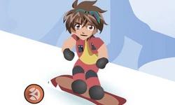 Bakugan Snowboarding