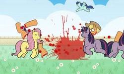 Kill those Ponies!
