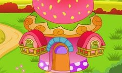 Cute Fruit House