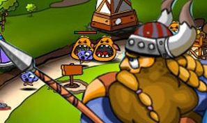 Original game title: Viking Land