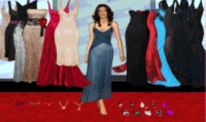 Original game title: Catherine Zeta-Jones Dress Up