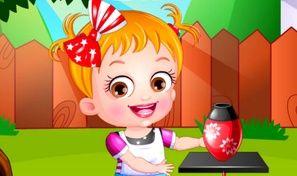 Original game title: Baby Hazel Potter Dress-Up