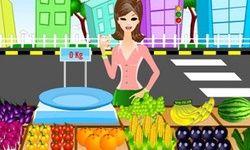 Quiosco de Frutas y Verduras