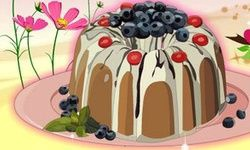 Bundt Cake Decor