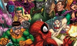Spiderman's Villains Puzzle
