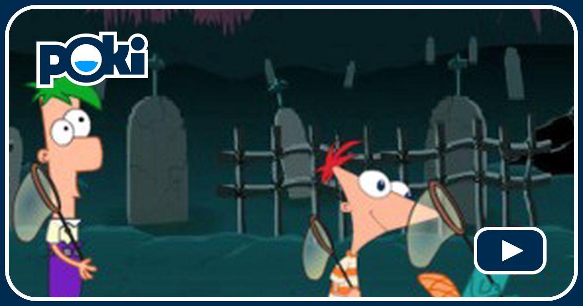 Phineas Und Ferb Spiele Kostenlos