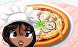 Shaquita's: Pizza Maker
