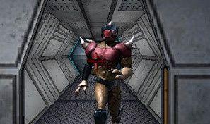 Original game title: Alien Attack 3D