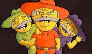 Original game title: Greedy Sheriffs