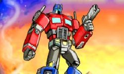 Transformers spelletjes - speel gratis op Game -Game
