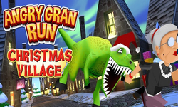 Angry Gran Run: Christmas Village