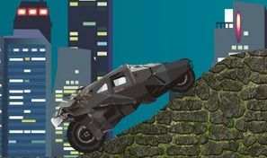 Original game title: Batman - The Tumbler Ride