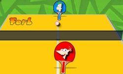 Phineas & Ferb Tischtennis