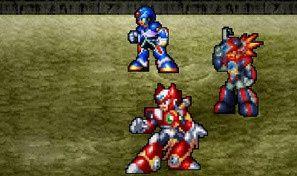 Megaman X RPG: Ch.1