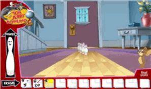 Original game title: Tom & Jerry Bowling