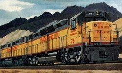 Gömda Föremål: Tåg