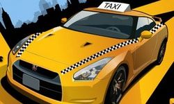 Taxi Rush Game