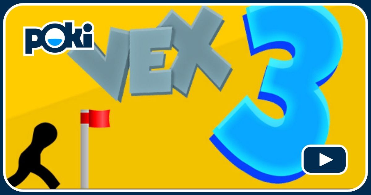 Jogue Vex 3 Grátis