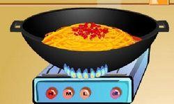 Thon et Spaghetti