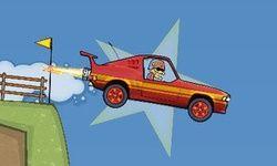 Jumpen met Waanzinnige Auto's