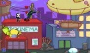 Original game title: Newgrounds Rumble