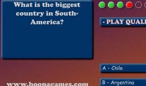 The Geography Quiz