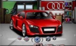 Personalize Audi R8