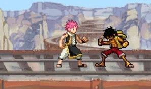 Fairy Tail vs One Piece 0.8