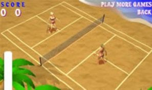 Original game title: Beach Tennis