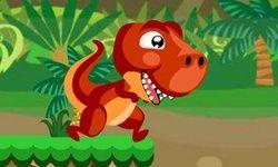 Súper Salto de Dinosaurio