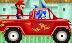 Sonic Saves Mario