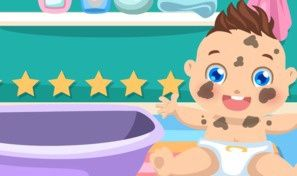 Original game title: Cute Baby Care