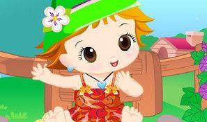 Original game title: Adorable Baby Girl