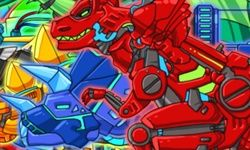 Dino Robot: Trupy Dinozaurów