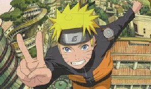 Magic Puzzle - Naruto