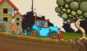 Original game title: Farm Delivery